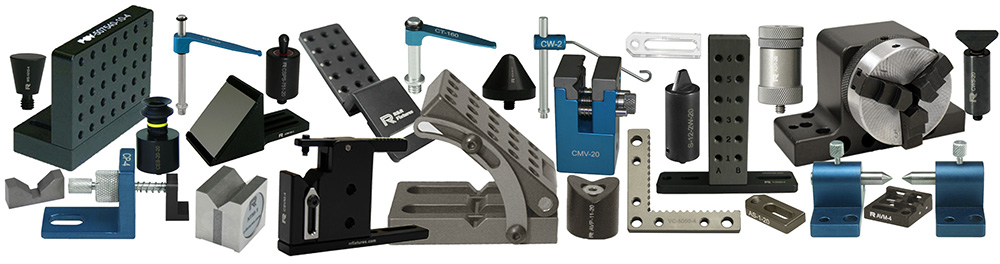 R&R Fixtures Components Grouping