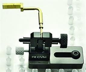 R&R micro vise with base fixturing example