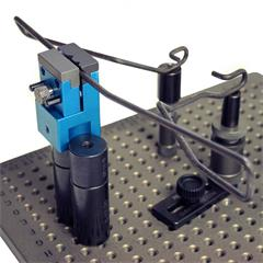 R&R fixturing example using mini vise 4