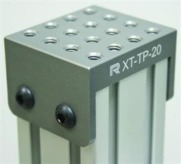 R&R top plate fixturing example