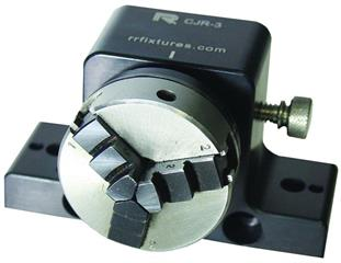 R&R rotating 3-jaw clamp