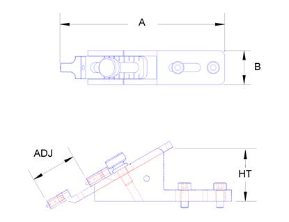 Technical drawing: CPSM-4