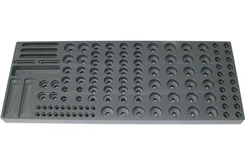Brochure:  Medium component tray