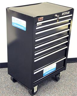 R&R component cabinet